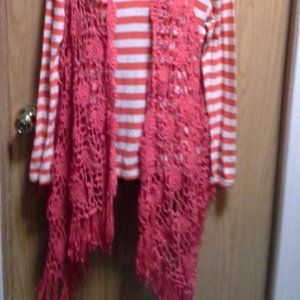Rue21 Other - crocheted vest